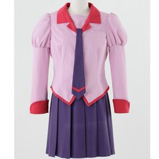 Bakemonogatari Naoetsu Private High School Girl's Uniform