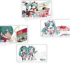 Mask Case: Racing Miku 2020 Ver.