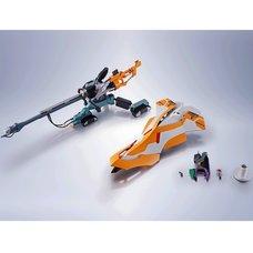 Robot Spirits Rebuild of Evangelion Operation Yashima Reproduction Positron Cannon +Esv+Type G Components