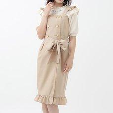 LIZ LISA Trench Jumper Skirt