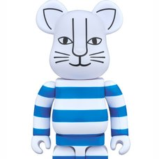 BE@RBRICK Lisa Larson Mikey: Blue Ver. 400%