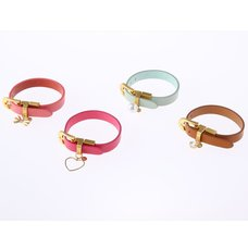 Honey Salon Honey Leather Bracelet