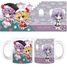 The Embodiment of Scarlet Devil 2 Mug: Touhou Project