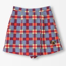 Code Geass Britannia Blue Plaid Skirt