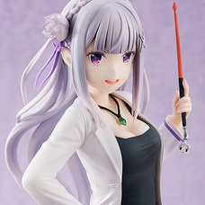 Re:Zero -Starting Life in Another World- Emilia: High School Teacher Ver. 1/7 Scale Figure