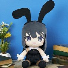 Rascal Does Not Dream of Bunny Girl Senpai Mai Sakurajima: Bunny Ver. Big Plush