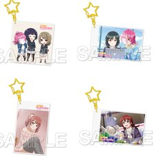 Love Live! Nijigasaki High School Idol Club Acrylic Keychain Collection