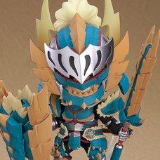 Nendoroid Monster Hunter World: Iceborne Hunter: Male Zinogre Alpha Armor Ver.