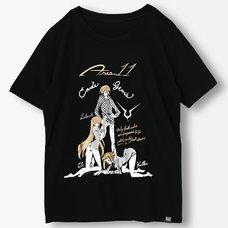 Code Geass R4G Love Code Geass Ladies' Black T-Shirt