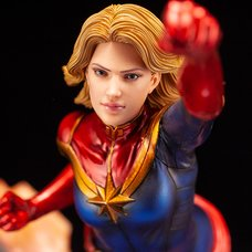 ArtFX Premier Marvel Universe Captain Marvel