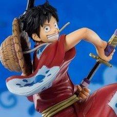 Figuarts Zero One Piece Monkey D. Luffy (Luffytaro)