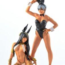 PLAMAX MF-47 Minimum Factory Non: Bunny Girl & Anubis Costume