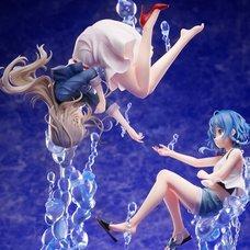 Aquatope of White Sand Kukuru Misakino & Fuka Miyazawa 1/7 Scale Figure Set