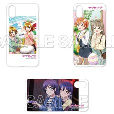 Love Live! μ's iPhone X/Xs Case Collection