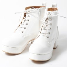 YOSUKE 2015SS Simple Design Short Boots