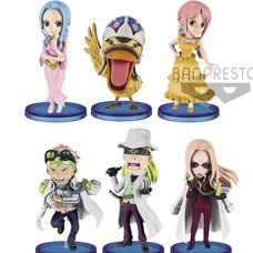 One Piece World Collectable Figure -Levely- Vol. 1