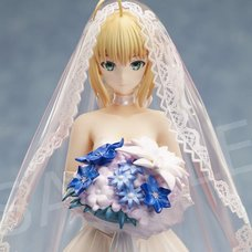 Fate/stay night Saber: 10th Anniversary Royal Dress Ver. 1/7 Scale Figure (Re-run)