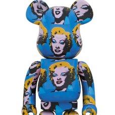 BE@RBRICK Andy Warhol Marilyn Monroe 1000%