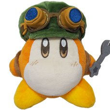 Kirby Dream Gear Plush Collection