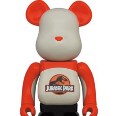 BE@RBRICK Jurassic Park 1000%
