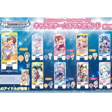 Idolm@ster Cinderella Girls Smartphone Stand Collection Vol. 4
