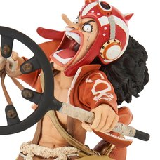 One Piece Banpresto World Figure Colosseum 2 Vol. 7: Usopp
