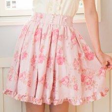 LIZ LISA Vintage Rose Skirt