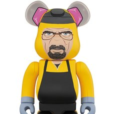 BE@RBRICK Breaking Bad Walter White: Chemical Protective Clothing Ver. 1000%
