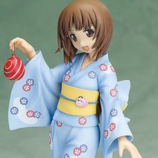 Girls und Panzer Miho Nishizumi: Yukata Ver. 1/8 Scale Figure