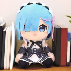Re:Zero -Starting Life in Another World- Rem Big Plush