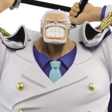 One Piece Magazine Figure -Piece of a Dream No. 1- Vol. 4: Monkey D. Garp