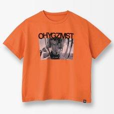 Code Geass Rebirth Orange T-Shirt