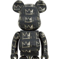 BE@RBRICK Jean Michel Basquiat Vol. 8 1000%