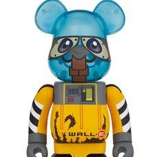 BE@RBRICK WALL-E 1000%