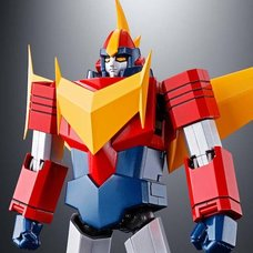 Soul of Chogokin Invincible Super Man Zambot GX-81 Zamboace