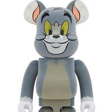 BE@RBRICK Tom and Jerry Tom Flocky 1000%