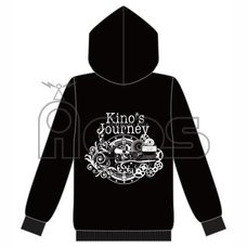 Kino's Journey: The Beautiful World Hoodie