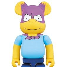 BE@RBRICK The Simpsons Bartman 1000%