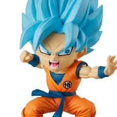 Chibi Masters Dragon Ball Super Saiyan Blue Son Goku