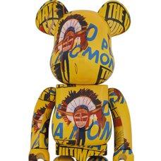 BE@RBRICK Andy Warhol x Jean-Michel Basquiat Vol. 3 1000%