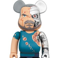 BE@RBRICK Terminator: Dark Fate T-800 400%
