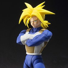 S.H.Figuarts Dragon Ball Z Super Saiyan Trunks