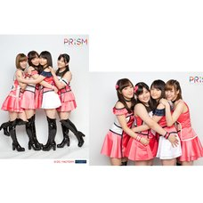 Morning Musume。'15 Fall Concert Tour ~Prism~ 9ki 2L-Size Four Shot Photo Set