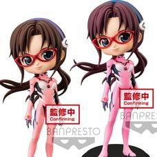 Q Posket Rebuild of Evangelion Mari Illustrious Makinami Plugsuit Style