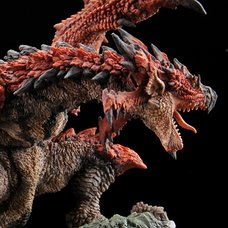 Capcom Figure Builder Creators Model Fire Wyvern Rathalos (Re-run)