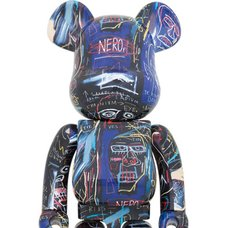 BE@RBRICK Jean Michel Basquiat Vol. 7 1000%
