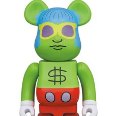 BE@RBRICK Andy Mouse 1000%