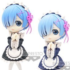 Q Posket Re:Zero -Starting Life in Another World- Rem