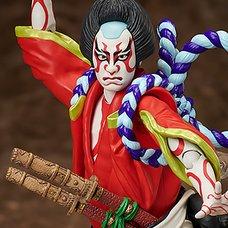 figma Yoshitsune Senbon Zakura Kitsune Tadanobu