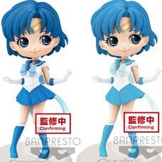 Q Posket Sailor Moon Eternal Super Sailor Mercury